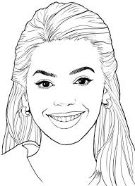 Small Picture Famous People Coloring Interest Celebrity Coloring Pages at