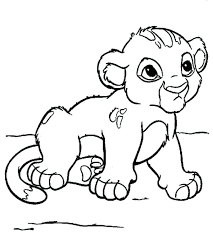 simba coloring pages cute little coloring page print coloring with coloring pages coloring simba