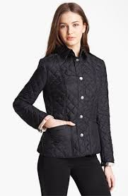 Burberry Brit 'Kencott' Patch Pocket Quilted Coat available at ... & Burberry Brit 'Kencott' Patch Pocket Quilted Coat available at #Nordstrom..  in Adamdwight.com