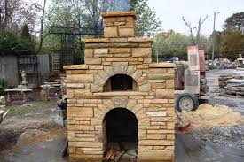 outdoor fireplace with oven pics outdoor fireplace oven plans nice fireplaces firepits 1024 x
