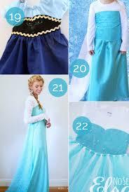 how to make a diy anna or elsa costume