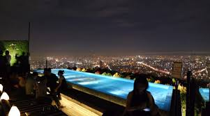 skye bar pengalaman ke rooftop bar