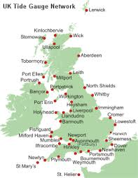 Portsmouth Tide Chart 2018 Tidal Predictions For Uk Irish Ports National Tidal And
