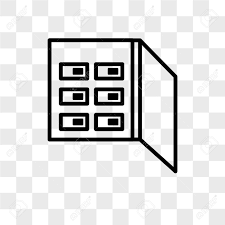 fuse box vector icon isolated on transparent background fuse box fuse box vector icon isolated on transparent background fuse box logo concept stockfoto 108986213