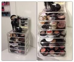 makeup organizer countertop acrylic makeup conners countertop makeup organizers