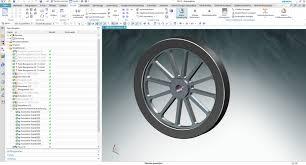 Flywheel 3d Cad Model Library Grabcad