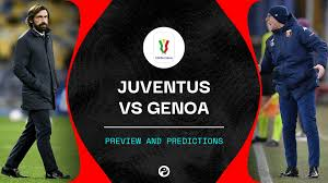 Juventus vs Genoa live stream: How to watch Coppa Italia online