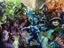 the top artists for warcraft 3 and dota on deviantart