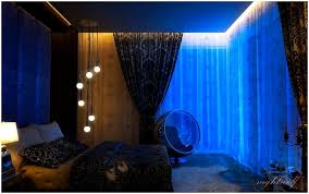 cool light blue paint colors bedroom for teenage