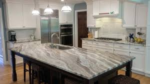 fantasy brown leathered granite with dark cabinets countertops reviews cotton leather pleasant decor