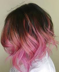 Cool 61 Cool Short Ombre Hair