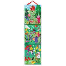 Parakeet Growth Chart Buy Eeboo Making Garden Growth Chart