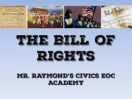 Bill Of Rights Powerpoint The Bill Of Rights Youtube