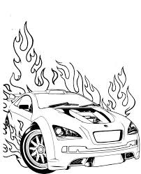 Free Race Car Coloring Pictures For Kids Coloring Home