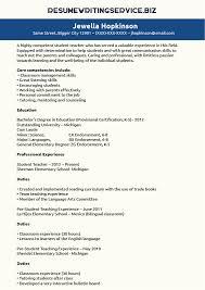teacher resume examples 2016 for elementary school resume resume examples 2012