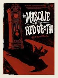 allegory in edgar allan poe s ldquo the masque of the red death rdquo the cover for the masque of the red death