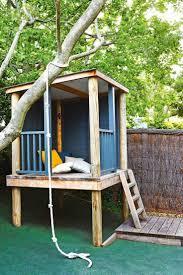 Backyard Simple Tree House Plans Bestign Awesome Photos Ideas