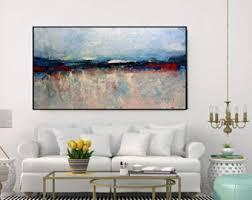 paintings for living room wallLiving room art  Etsy