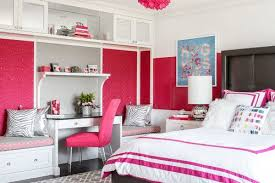 bedroom design for girls. Interesting Design White And Red Bedroom For Young GirlsPhoto By Karen B Wolf Interiors  Associate ASID  Browse Kidsu0027 Room Photos And Bedroom Design For Girls