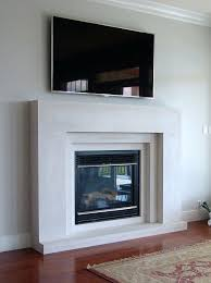 modern fireplace mantels interesting mid century mantel for your interior house with