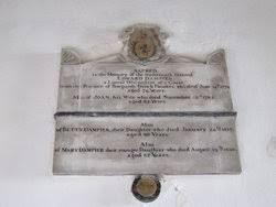 Edward Dampier (1700-1774) - Find A Grave Memorial