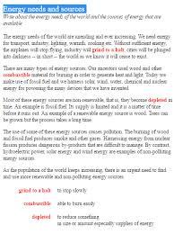 Solar energy essay in english