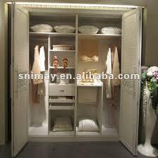 Nice Almirah Interior Design With Interior