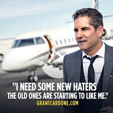 Grant Cardone Quotes Beauteous Grant Cardone's Motivational Quotes About Success Be Obsessed