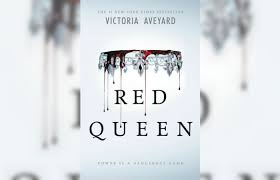 most beautiful book covers red queen