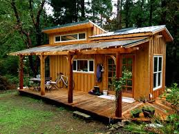Small Picture Keva Tiny House A Rustic Cottage that Cost 38500 to Build