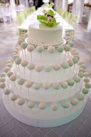 Cake Pop Wedding Cake Chic And Practical Wedding Cakes Inspiration
