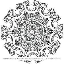 Calming Coloring Pages For Students Bltidm