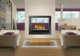 insert double sided fireplace modern style with white bioethanol contemporary open hearth doublesided bioethanol double sided