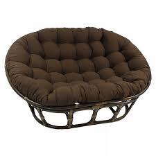 Papasan Chair In Living Room Bay Isle Home Bocanegra Double Papasan Chair Reviews Wayfair