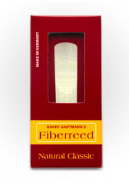 Harry Hartmann Reeds Strength Chart Fiberreed Synthetic Reed Natural Classic For Tenor Saxophone