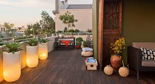 rooftop lighting. Before And After: A Rooftop Garden Transformed | Home Beautiful Magazine Australia Lighting T