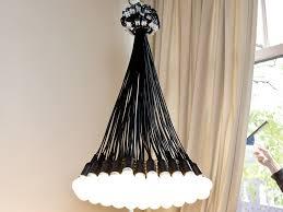 eco friendly lighting fixtures. \u002785 Lamps\u0027 Chandelier By Droog Gets Eco-Friendly LED Update Eco Friendly Lighting Fixtures R