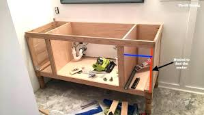 diy vanity table plans building your own vanity large size of vanity table plans farmhouse vanity