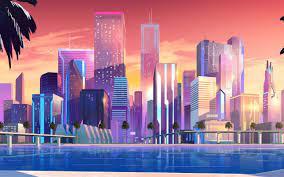 Moonbeam City Latest Desktop Wallpaper ...