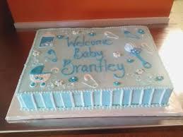 Baby Boy Sheet Cake Ideas Birthdaycakeformenga