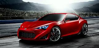 uautoknow.net: Scion FR-S RWD sport coupe debuts