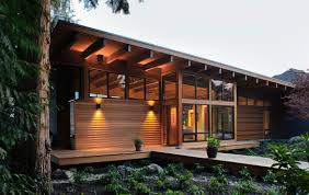 northwest modern home architecture. Northwest Modern Home Architecture Hammer \u0026 Hand