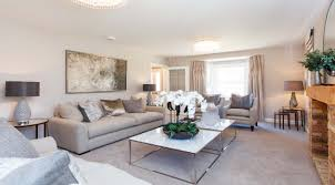 Lavender Living Room Show Home Room By Room Lavender Fields Isfield