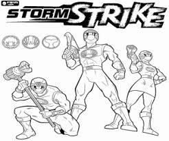 Disegni Di Power Rangers Da Colorare E Stampare