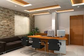 false ceiling for office. The Office Designers, Interior Consultants And Space Planners Of Aarush Creations Interiors Are Equipped To Create Professional Spaces That False Ceiling For