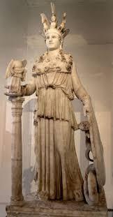 Αποτέλεσμα εικόνας για παρθενωνας αγαλμα αθηνας