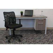office desk furniture. Delighful Office Black Budget Mesh Task Chair With TArms With Office Desk Furniture E