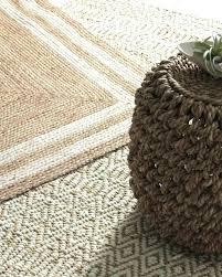 square jute rug image 8 x