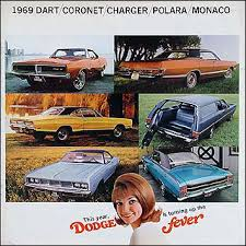 1969 dodge cd repair shop manual for charger dart polara related items