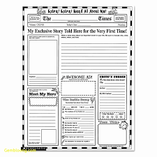 Newspaper Template Google Blank Newspaper Template Google Docs Templates And Letters Corner